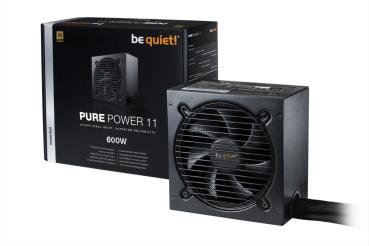Be Quiet Pure Power 11 600W