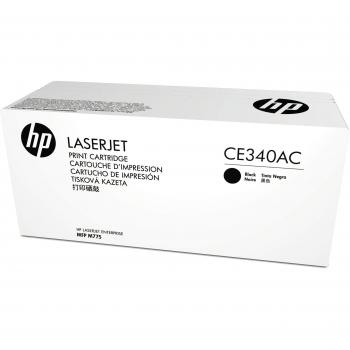 HP 651A CE340AC Schwarz Contract-Toner